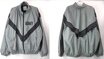 米軍PFU ナイロンジャケット