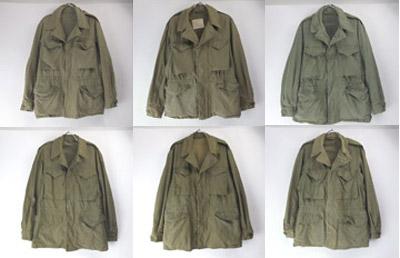 M1943/1950フィールドジャケット
