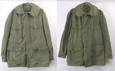 USAFフィールドジャケット