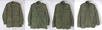 M65/M51フィールドジャケット