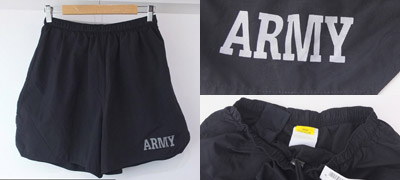 U.S.ARMY PFUトレーニングパンツ ショートパンツ