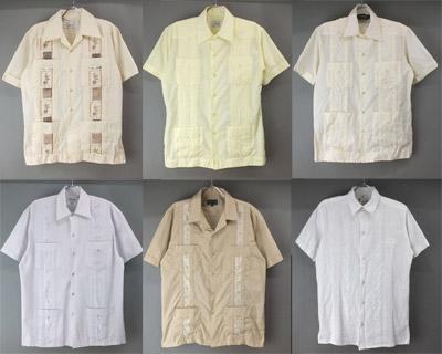 古着のキューバシャツ追加