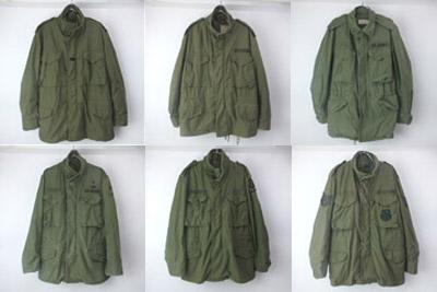 M-65/51フィールドジャケット