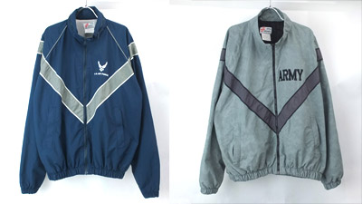 ARMy/USAF トレーニングジャケット