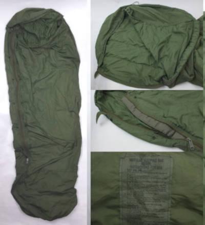 米軍スリーピングバッグパトロール(寝袋)