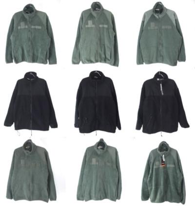 ユーズド・デッドストックのECWCS ポーラテックフリースジャケット