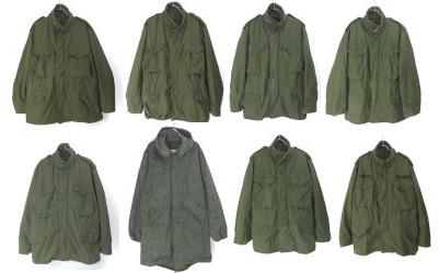 M-65フィールドジャケット/ナイトカモパーカー