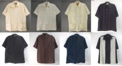 キューバシャツ他古着の半袖シャツ