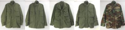 M65, M1951フィールドジャケット