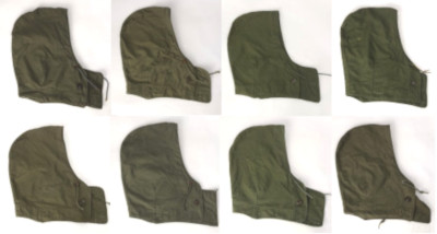 M1943-1951フィールドジャケット用フード