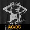 ac/dc バンドTシャツ