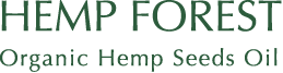 HEMP FOREST Organic Hemp Seeds Oil