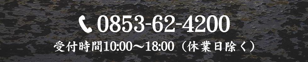 電話番号0853-62-4200