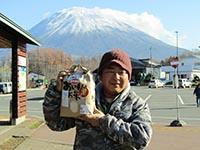 大橋敏範さんの写真
