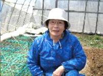 久保タマ子さんの写真
