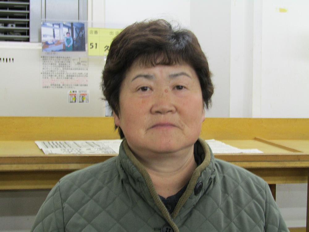 久保美恵さんの写真