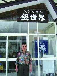 柴崎長門さんの写真