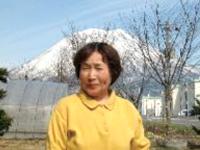 清水マサ子さんの写真
