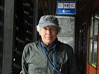 三国輝男さんの写真