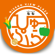 ニセコビュープラザのロゴマーク
