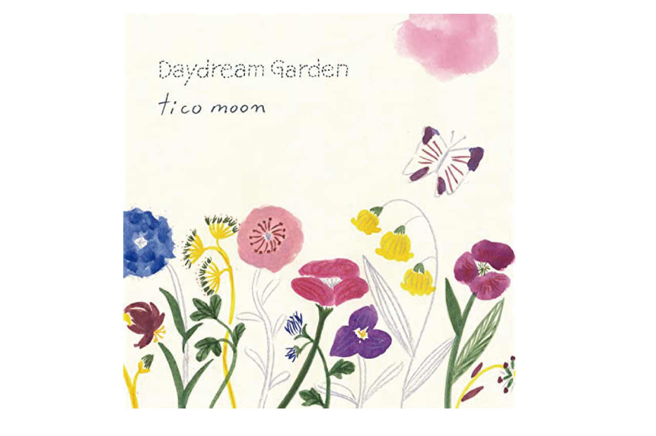 <img class='new_mark_img1' src='https://img.shop-pro.jp/img/new/icons6.gif' style='border:none;display:inline;margin:0px;padding:0px;width:auto;' />【CD】tico moon 『Daydream Garden』