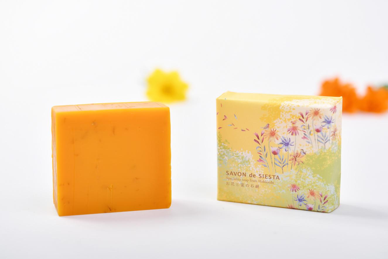 【限定】お花と蜜の石鹸