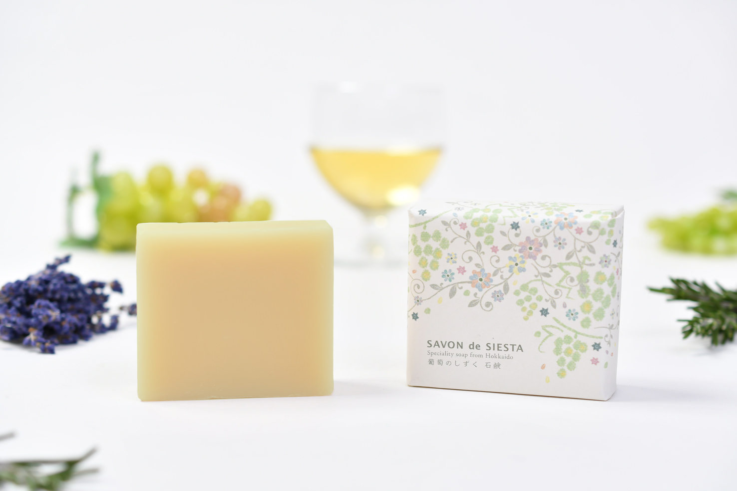 【限定】葡萄のしずく 石鹸