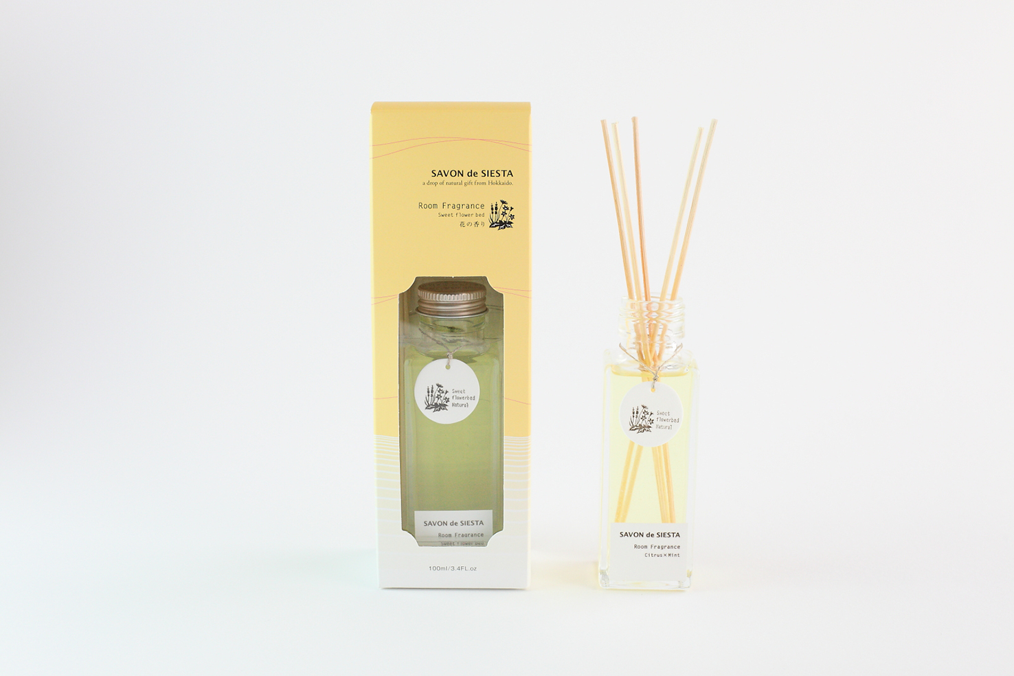 Room Fragrance 花の香り