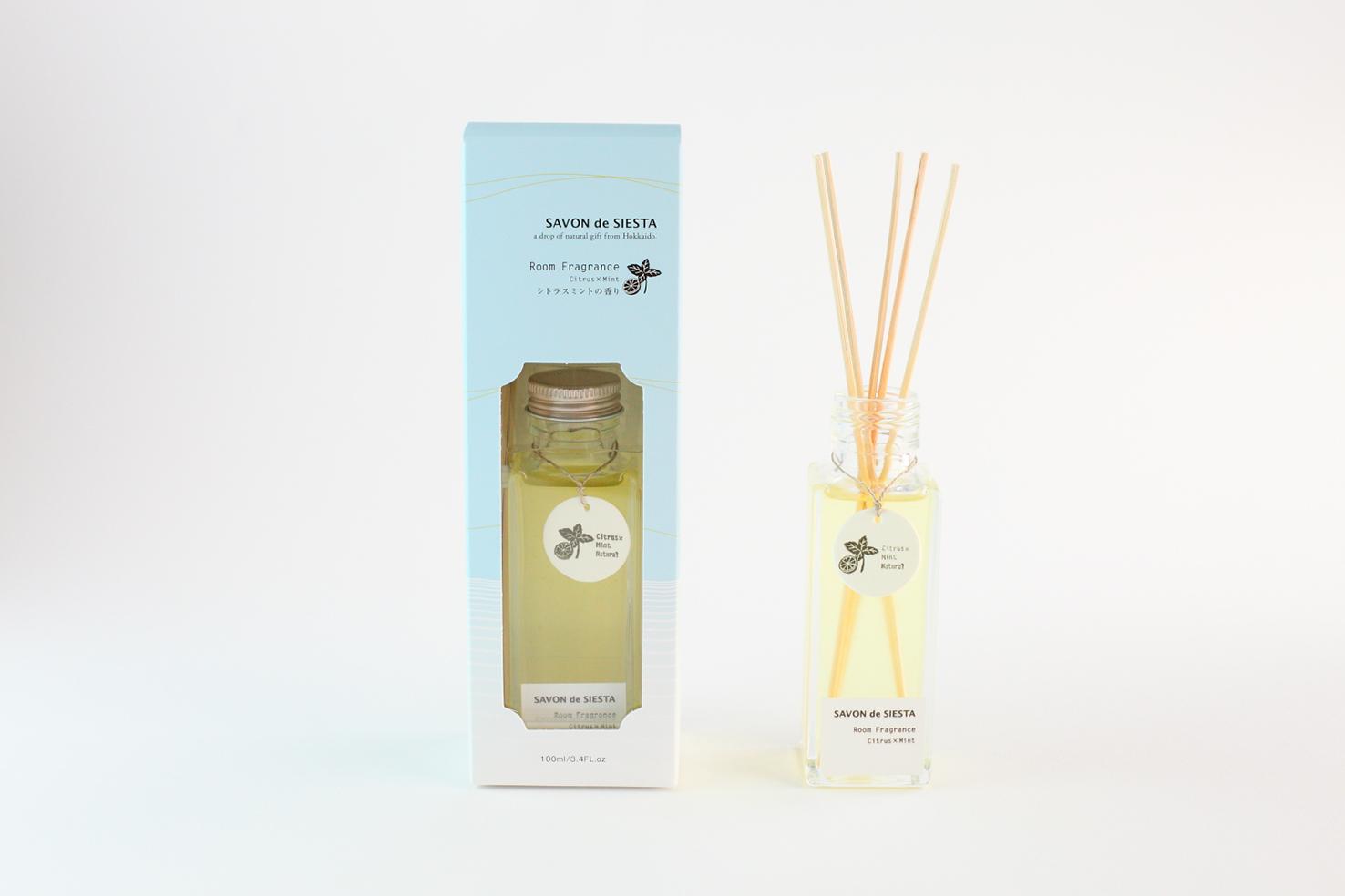 Room Fragrance シトラスミントの香り