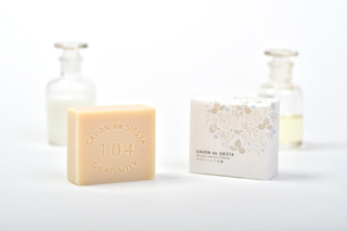 104 やぎのミルク石鹸