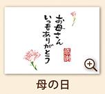 ラッピング『母の日』
