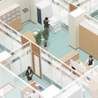 少ない投資で快適なオフィスを実現