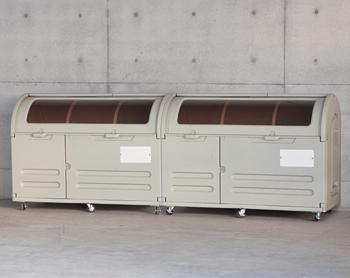 アロン化成 ゴミ収集保管容器イメージ