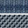 ブルーグレイのカラーサンプル