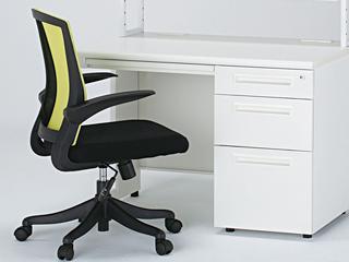 井上金庫 オフィスチェア FEM-14Aの使用イメージ