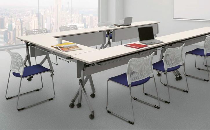 会議用チェア E415の使用例