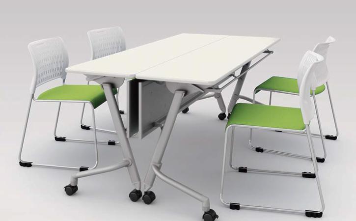 NAIKI (ナイキ) 会議用チェアー E415の使用例: 3