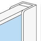 壁固定レールのイメージ