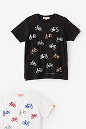 チャリンコ半袖Tシャツ
