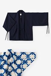 宮中袖・もじり袖 短衣