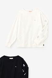ボートネックシャツ