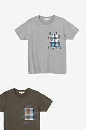 半袖 ポケットTシャツ