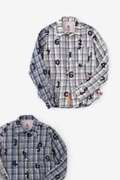 長袖シャツ(冬仕様)
