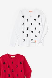 SO-SU-U 長袖Tシャツ