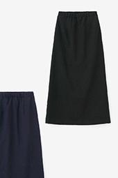 ウール タイトスカート
