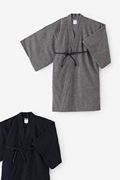 麻 小袖羽織