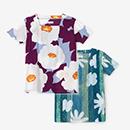 【着衣】高島縮 被風ジバン 半袖