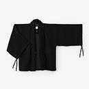 【傾衣】和紙麻紗(わしあさ) 宮中袖 短衣 単