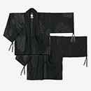 【傾衣】テンセル 宮中袖 短衣 単