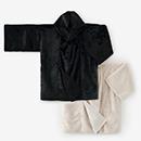 【傾衣】フェイクファー 頭巾外套